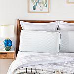 AlwaysCool Gel Memory Foam Queen Pillow by Linenspa Essentials $21.99