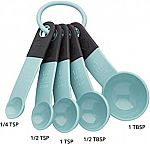 5-Piece KitchenAid Classic Measuring Spoons $4