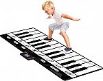 Click N' Play Gigantic Keyboard Play Mat, 24 Keys Piano Mat $22