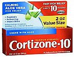 2 x 2oz Cortizone-10 Maximum Strength $8