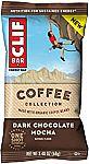 12-Ct CLIF BARs w/ 1 Shot of Espresso Energy Bars (Dark Chocolate Mocha) $7.50