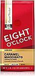 11-Oz Eight O'Clock Ground Coffee (Caramel Macchiato) $3.50