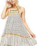 (Today Only) Macys - Free People Boarderline Tank Mini Dress $40 (Org $128)  & More