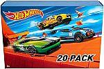 Hot Wheels 20 Cars Gift Pack $15
