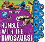 Discovery: Rumble with the Dinosaurs! (10-Button Sound Books) $5.85