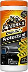 30-Ct Armor All Car Interior Cleaner & Protectant Wipes $3.50
