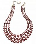"Thalia Pearl 60"" Strand Necklace $4.96 (Up to 93% off) & More"