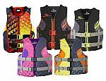 2-Pack Stearns Hydroprene Life Vest $24.99