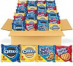 56-Pk OREO Snacks Variety Pack $10.24
