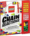 Klutz Lego Chain Reactions Science & Building Kit $13
