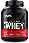5-Lb Optimum Nutrition Gold Standard 100% Whey Protein Powder 2 for $59 & More