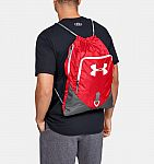 Under Armour Undeniable Sackpack (Red/Graphite) $12.50 + Free Shipping