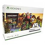 Xbox One S Minecraft 1TB Gaming Console Bundle $229.99