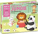 Chalk and Chuckles A Day in The Jungle Picture Bingo $7.87