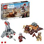 LEGO Star Wars 75265: A New Hope T-16 Skyhopper vs Bantha Microfighters $12.95