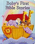 Baby's First Bible Stories Board book $4