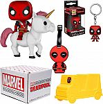 Funko Subscription Boxes (Marvel, Star Wars & More) $9.99