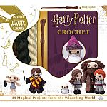 Harry Potter Crochet $9.78, The Secrets of the Immortal Nicholas Flamel Boxed Set $20