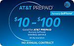 15% Off Prepaid Phone Cards (AT&T Prepaid, Cricket & More)