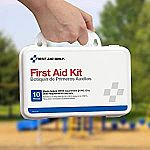 First Aid Only 57 Piece First Aid Kit $10.64