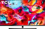 """75"""" TCL 75Q825 8 Series 4K QLED UHD Roku Smart TV w/ HDR $1500"""