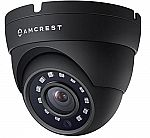 Amcrest Full HD 1080P 1920TVL Dome Outdoor Security Camera $17.99