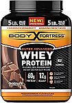 Body Fortress Super Advanced Whey Protein Powder, Gluten Free, Chocolate, 5 Lbs $18.64