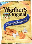 12-Pack Werther's Original Chewy Caramels 2.4-oz Bags $4, 11.3-oz Almond Joy $2.88