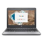 "HP 11"" HD Chromebook (Celeron N3060, 4GB, 16GB) $199"