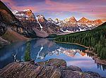 Buffalo Games - Mountains On Fire - 1000 Piece Jigsaw Puzzle $9.97