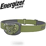 Energizer 260 Lumen LED Headlamp Flashlight $11