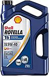 1-Gallon Rotella T6 Full Synthetic 5W-40 Diesel Motor Oil $18.88