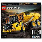 LEGO Technic 42114 6x6 Volvo Articulated Hauler (2193 Pcs) $245 + Free Shipping