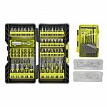 RYOBI Drill and Impact Rated Drive Kit (142-Piece) $9.88