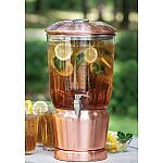 3-Gallon Beverage Dispenser with Infuser $30 + Free Shipping