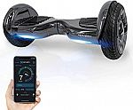 """Hover-1 Titan Electric Hoverboard w/ 10"""" Wheels $148 (Was $350)"""