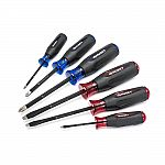 6-Piece Husky Diamond Tip Magnetic Screwdriver Set $13
