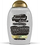 13-Oz OGX Purifying + Charcoal Detox Conditioner $3.15