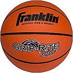 Franklin Sports Grip-Rite 100 Rubber Basketball (Size 7) $4.88