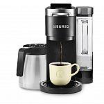 Keurig K-Duo Plus Single-Serve with Carafe Coffee Maker $140 + $20 Kohls Cash (Kohls Card Req'd)
