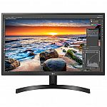 "LG 27UK500-B 27"" 4K UHD IPS HDR10 Monitor with AMD FreeSync $296"