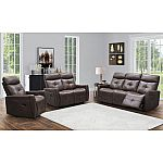 Cambridge 3-Piece Reclining Sofa, Loveseat and Chair Set by Abbyson Living $1299