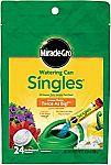 24-ct Miracle-Gro Singles All Purpose Plant Food $5 & More Scotts Discount