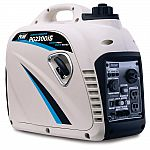 Pulsar 2,300-Watt/1,800-Watt Gasoline Powered Recoil Start Inverter Generator $379.99