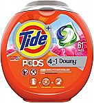 Amazon $10 Off $40 Household items (Swiffer, Tide & More)