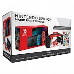 Nintendo Switch Bundle with Mario Party & Case $380 + Earn $70 Kohl's Cash