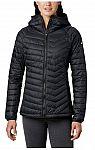 Columbia Women's Powder Pass Hooded Jacket $50.80