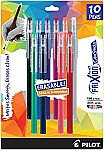 10-Count Pilot Frixion ColorSticks Erasable Gel Ink Pens $8 & More