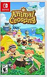 Animal Crossing: New Horizons - Nintendo Switch $49.94