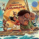Disney Moana: Beware the Kakamora! (Paperback) $1.48